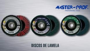 DISCOS DE LAMELA - MASTER-PROF®