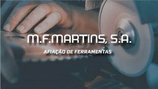 SERVIÇO DE AFIAÇÕES MF MARTINS