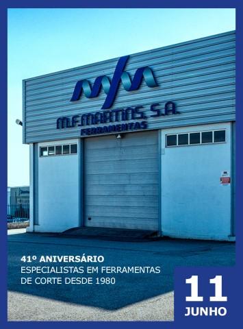 41º ANIVERSÁRIO