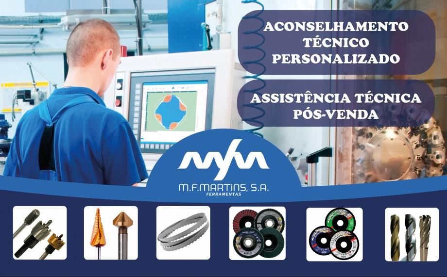 Assistência Técnica Mf Martins
